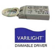 12V Dimmable LED Driver | 0 -  50W LED Transformer | Varilight